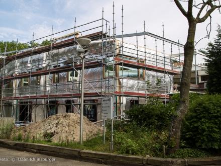 27-07-2014  Voortgang bouw hal (3)