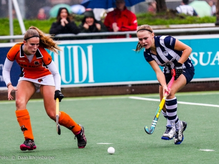 16-11-2014  hdm D1 - Oranje Zwart D1  2-2
