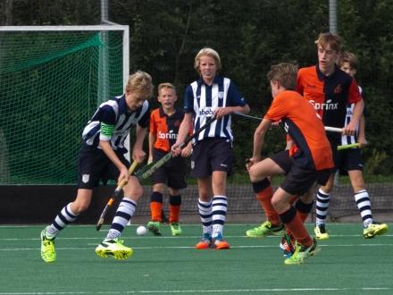 19-09-2015 hdm JC2 - Derby JC1 0-1