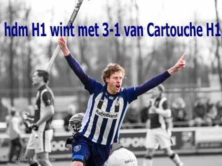 06-03-2016  Cartouche H1 - hdm H1  1-3