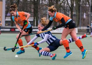 11-03-2018  hdm D1 - Groningen D1 6-2