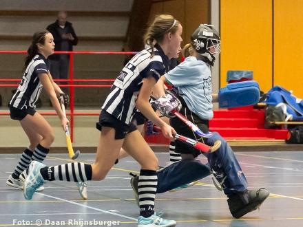02-02-2013 Impressie LK zaal jeugd - Sporthallen Zuid