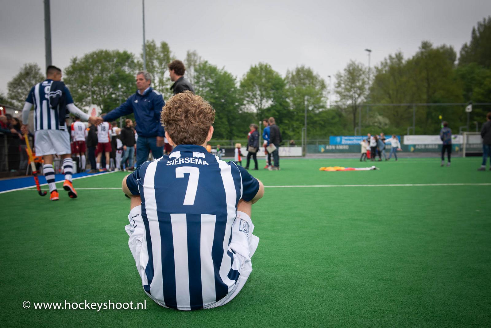 29-04-2018: Almere H1 - hdm H1 4-2