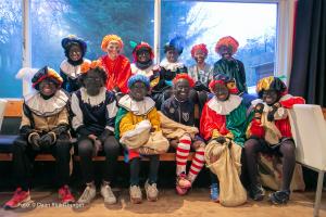 28-11-2018  Sinterklaas  op hdm (2018)