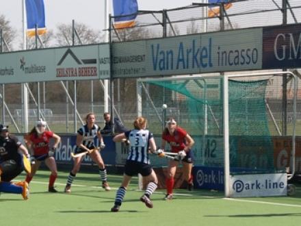 21-04-2013 hdm D1-Nijmegen D1 1-2