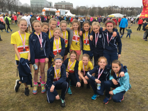 Sportieve toppers!